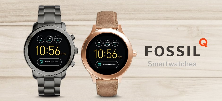 Android android wear 2.0 Fossil smartwatch