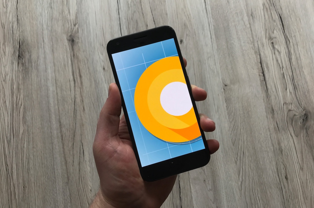 Android android 8.1 Google oreo Update