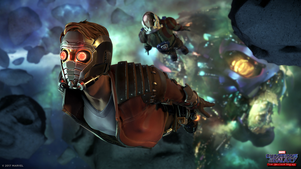 Android film guardians of the galaxy iOS Spiel telltale games