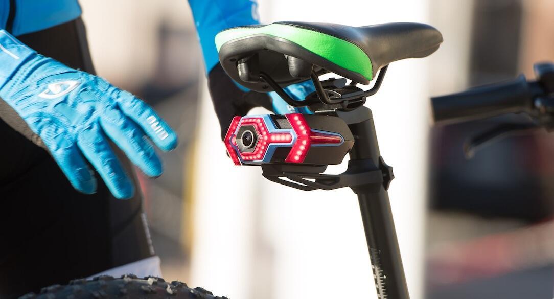 Fahrrad Indiegogo kickstarter Licht smart