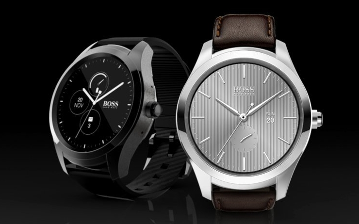 Android android wear 2.0 Baselworld2017 hugo boss smartwatch tommy hilfiger