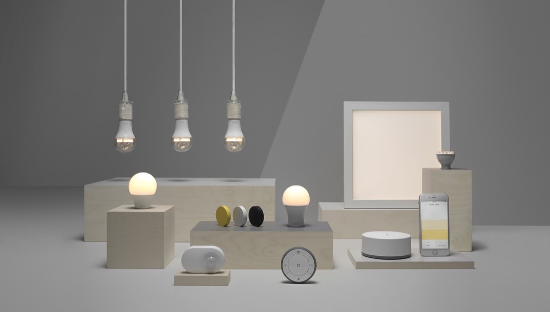 aff alexa HomeKit ikea IKEA TRÅDFRI led Licht smart home support tradfri