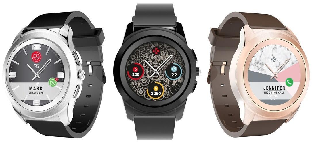 Crowdfunding kickstarter MyKronoz smartwatch