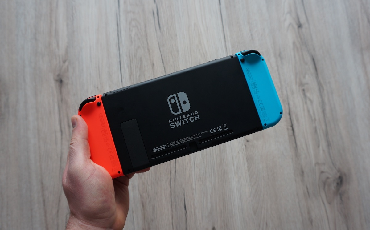 1 aff Android app dbrand iOS joy con konsole Nintendo probleme Switch