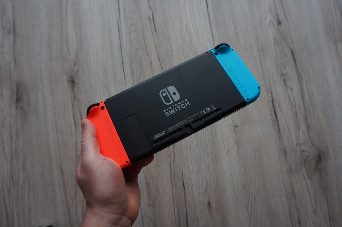 aff ifixit Nintendo Nintendo Switch