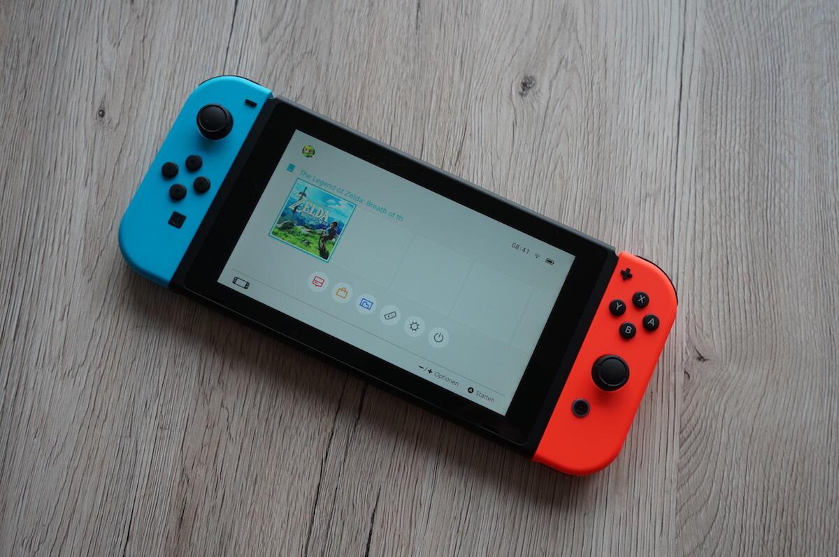 1 gehakt geknackt homebrew jailbreak konsole Nintendo Spiele Switch