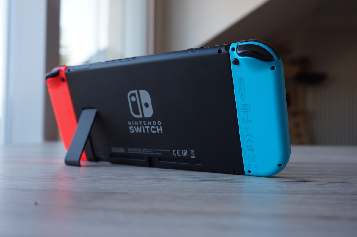 konsole nachfrage Nintendo Switch