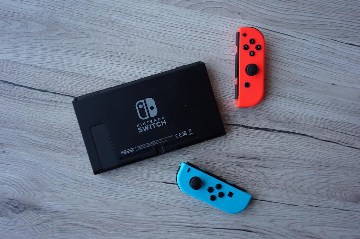 aff Dock joy con konsole Nintendo Switch wii