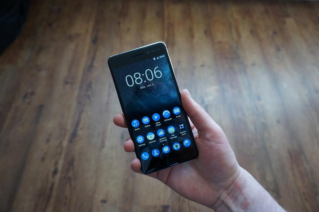 Android android 8.0 oreo beta Nokia nokia 6