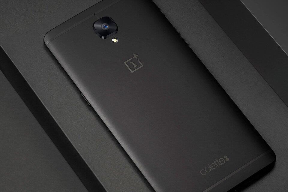 1 3t Android colette kaufen limited edition oneplus schwarz Smartphone
