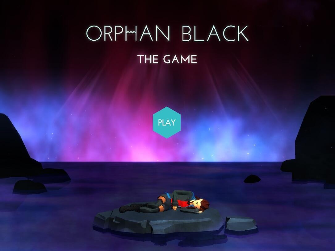 Apple iOS iphone orphan black serie Spiel