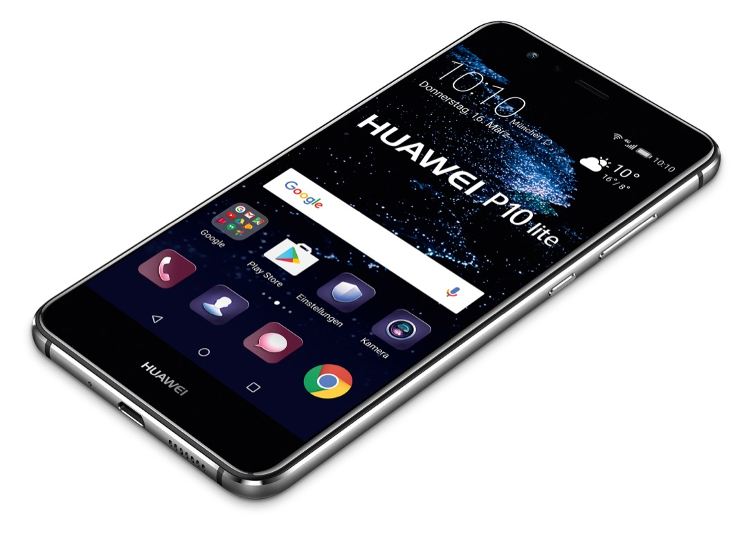 1 Android Huawei p10 p10 lite