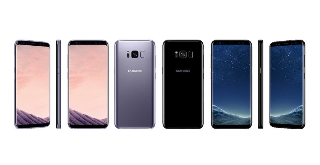 Android galaxy Leak plus s8 Samsung