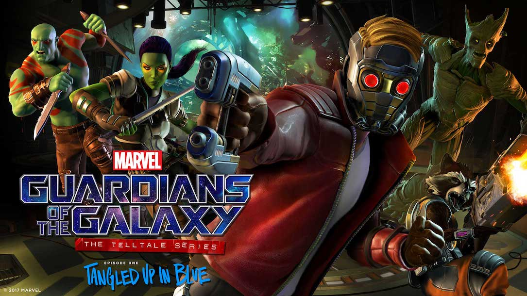 Android guardians of the galaxy iOS Spiel