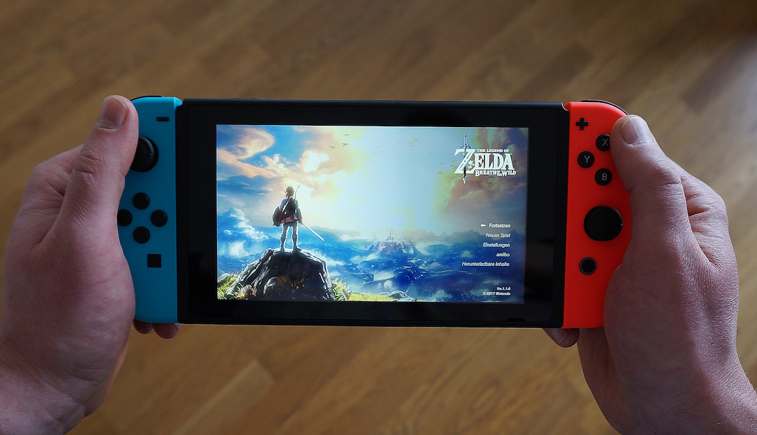 aff breath of the wild Nintendo review Switch test zelda