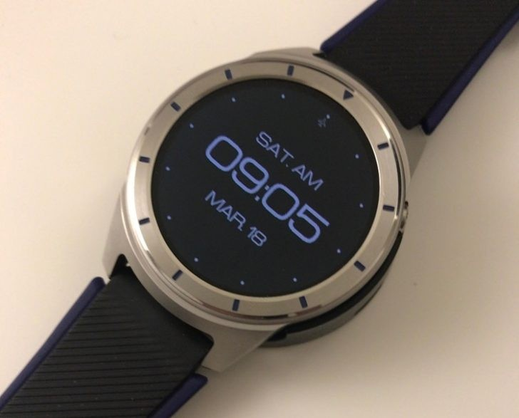 Android smartwatch wear ZTE