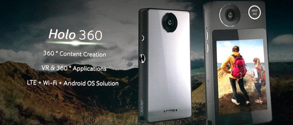 360-Grad-Kamera Acer Acer Holo 360