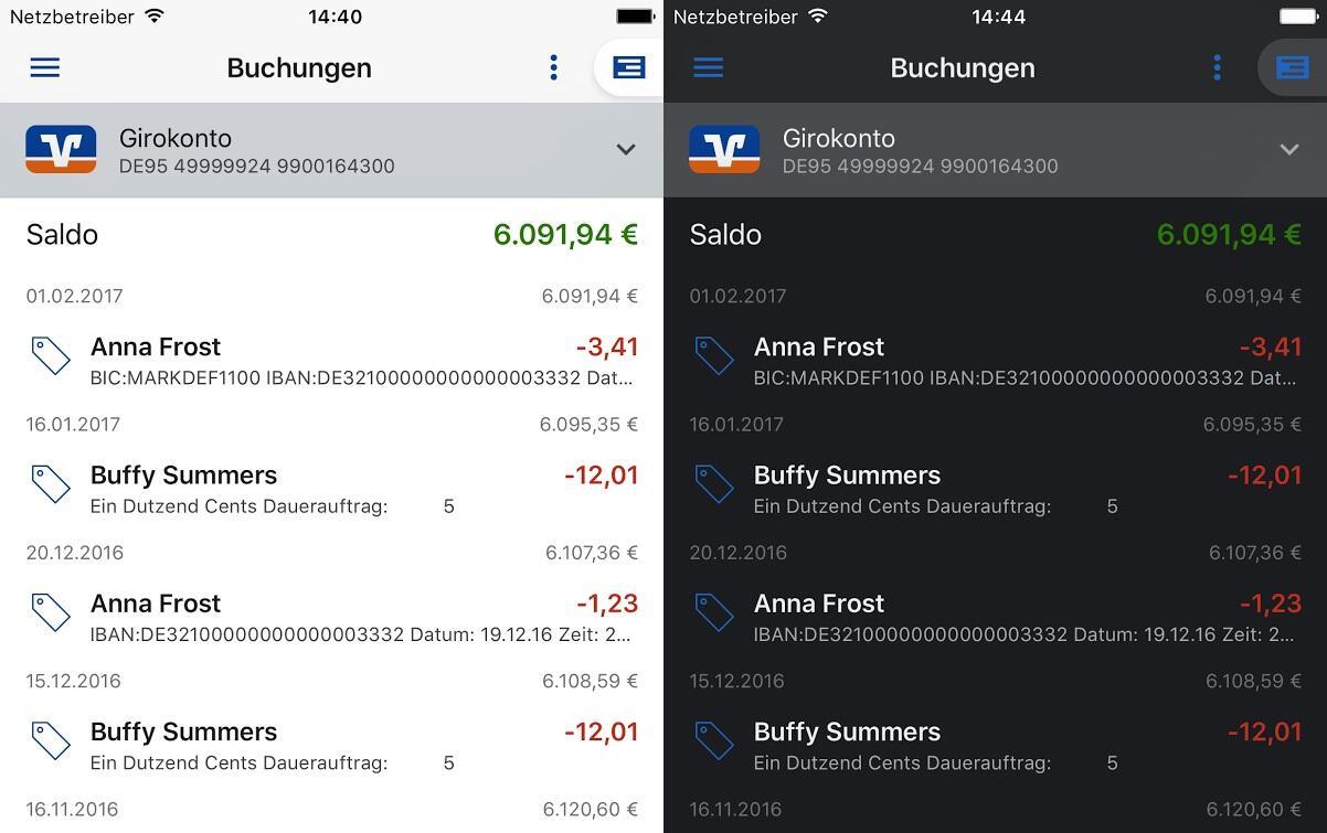 Banking 4i iOS