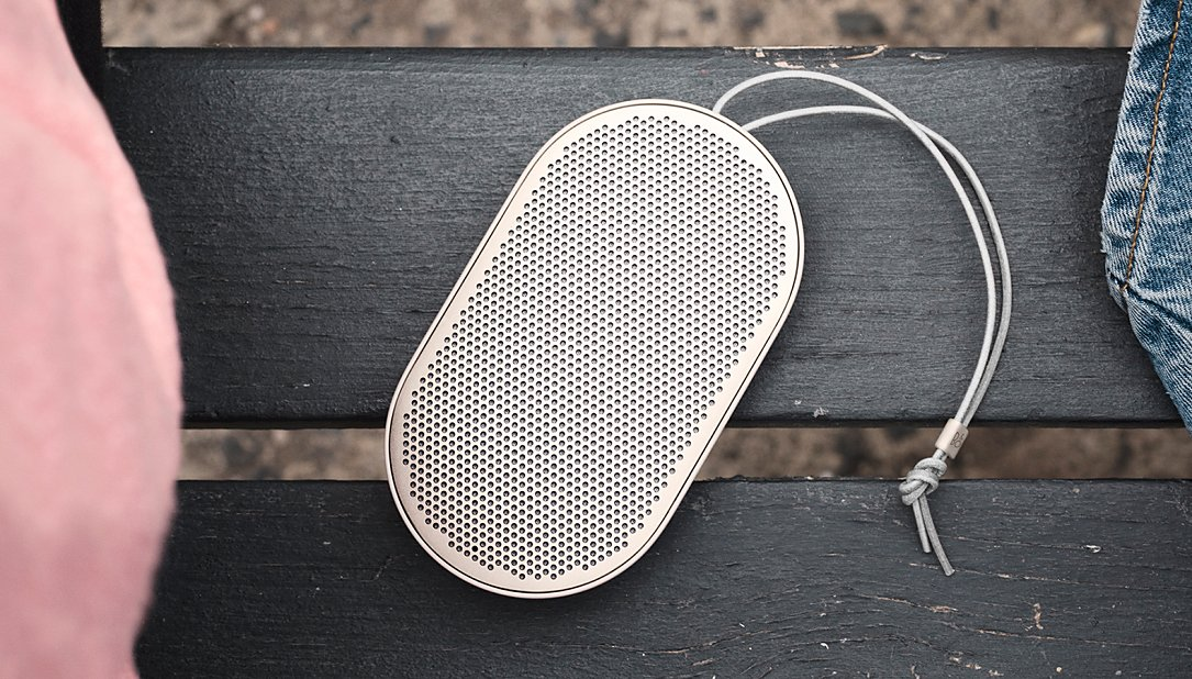 Bang & Olufsen BeoPlay P2 Bluetooth Lautsprecher