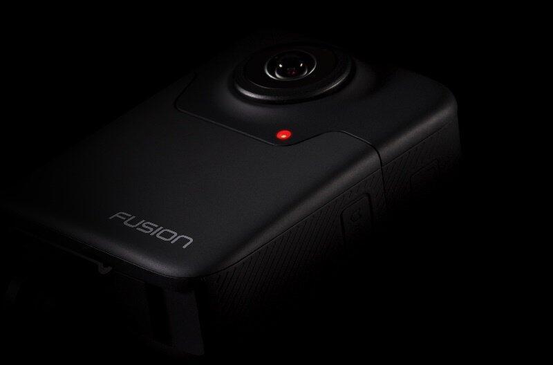 360-Grad-Kamera Action-Kamera gopro GoPro Fusion