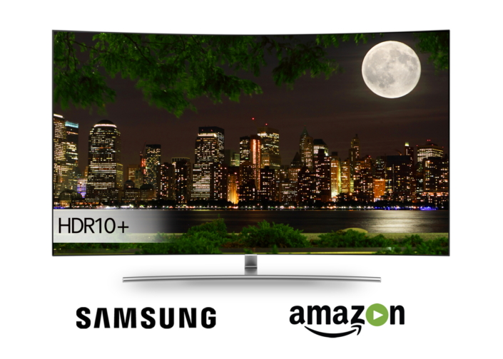 amazon HDR hdr10 plus Samsung smart tv