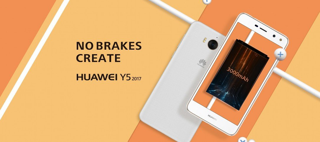 Android Huawei Huawei Y5 2017