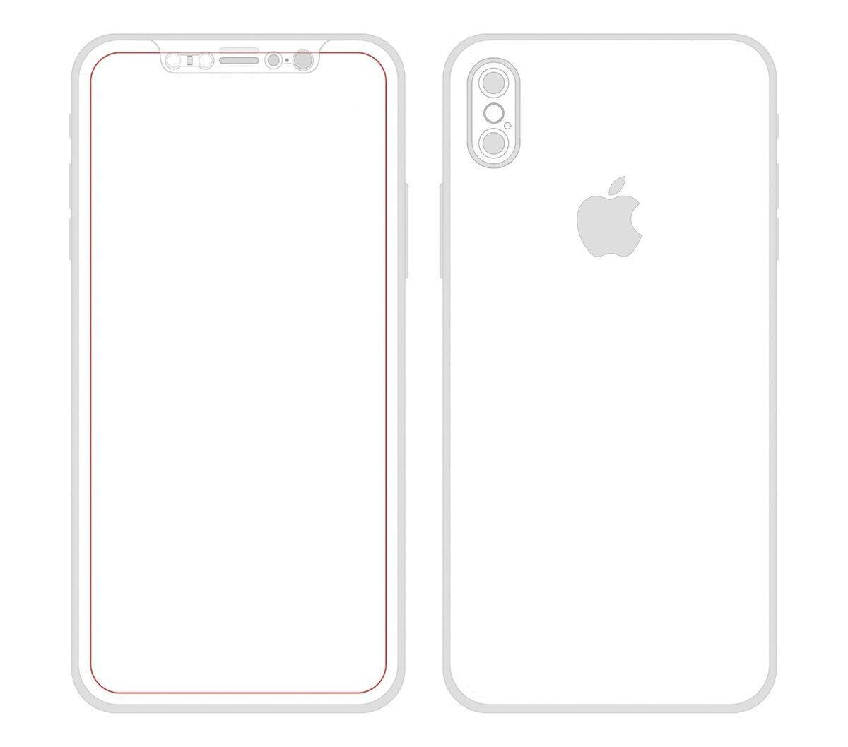 1 Apple bilder gerüchte iOS iphone iphone 8