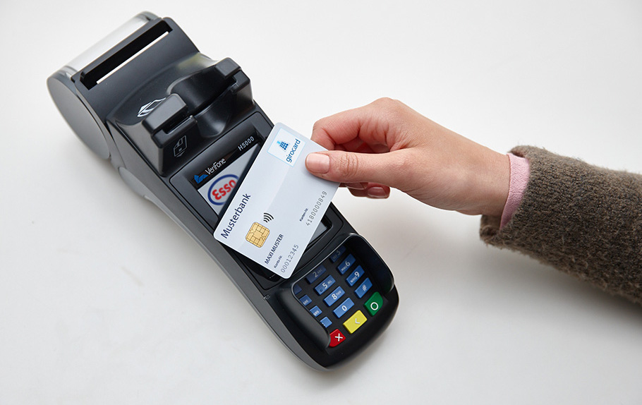 bezahlen esso fintech girocard handel
