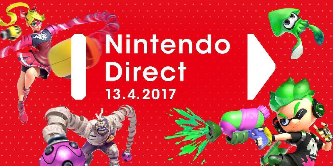3DS direct neu Nintendo Spiele Switch