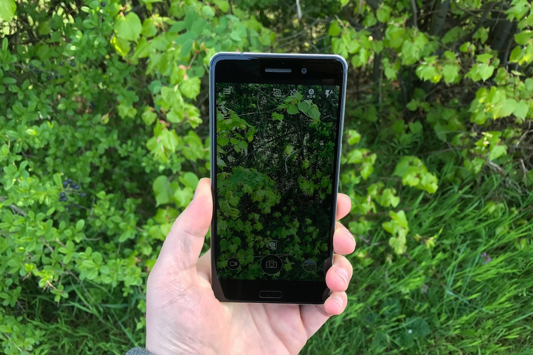 Android Fotos Kamera Nokia nokia 6 test Video