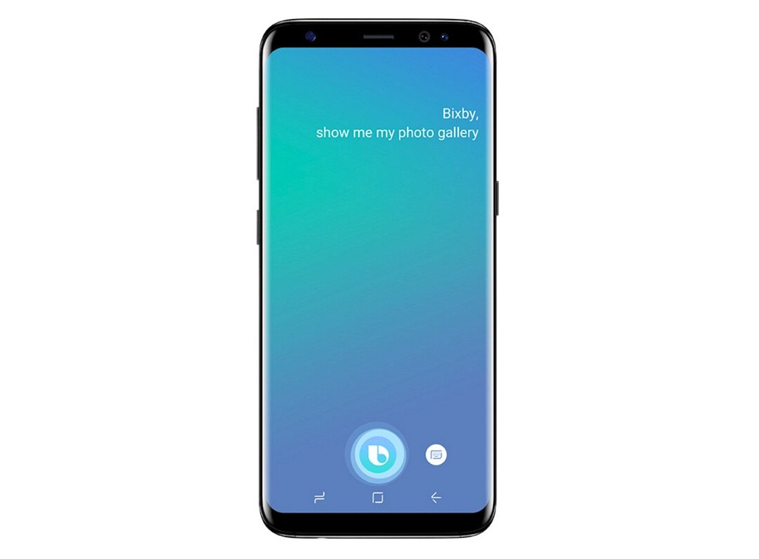 Android bixby galaxy s8 Samsung