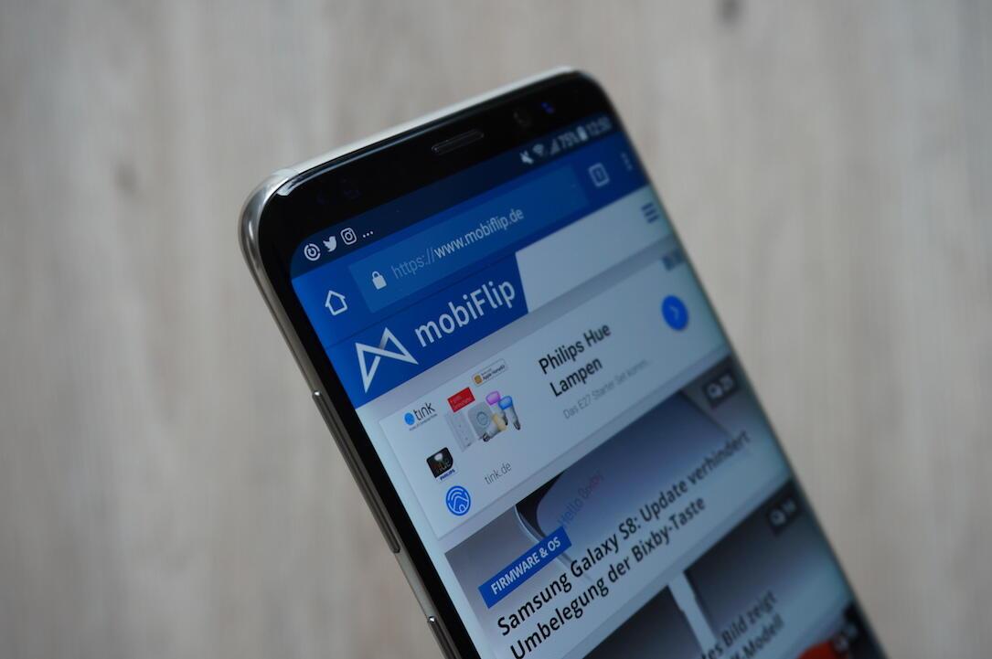 Android Display edge galaxy gebogen Samsung