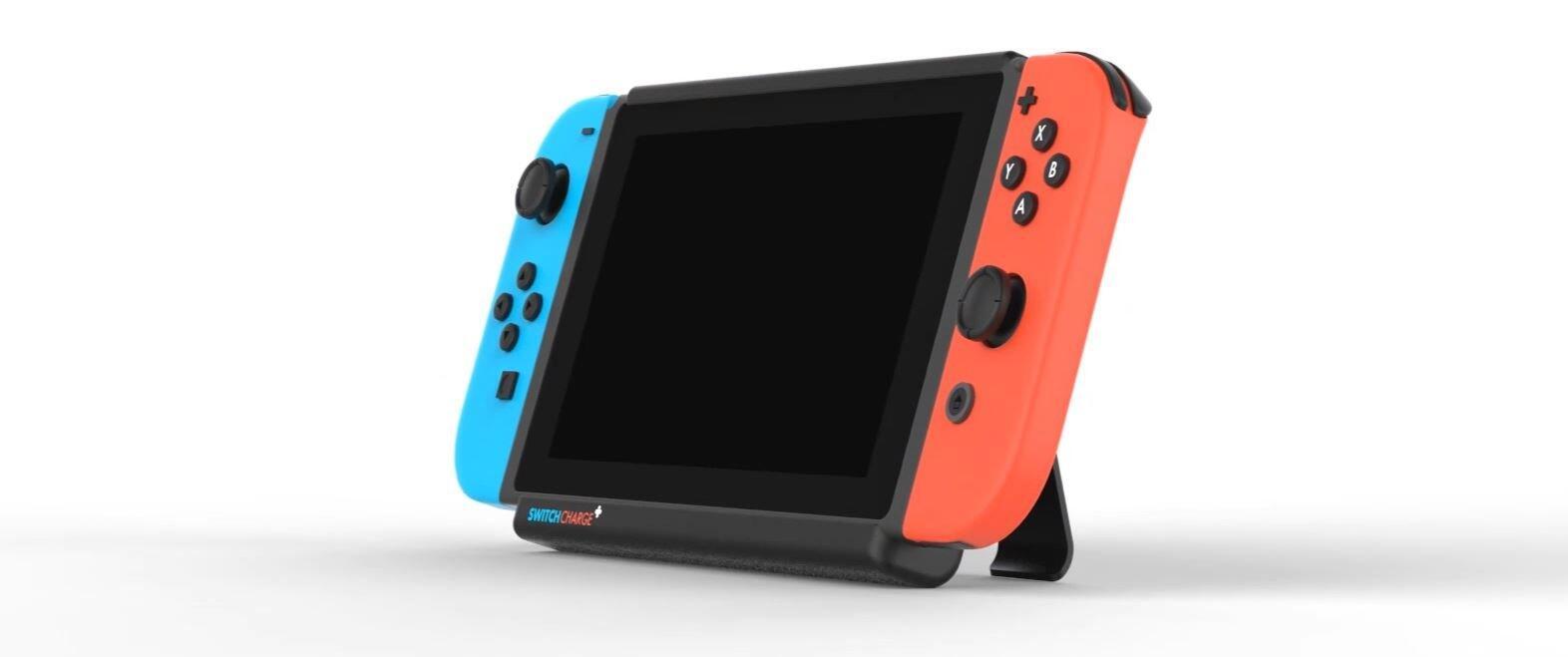 Crowdfunding Indiegogo Nintendo Nintendo Switch SwitchCharge
