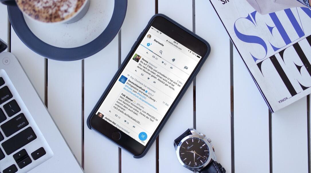 Android Apple dienste iOS lite social twitter