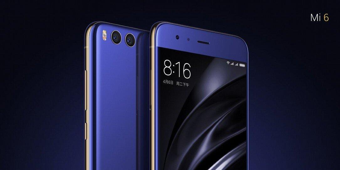 1 Android xiaomi Xiaomi Mi 6