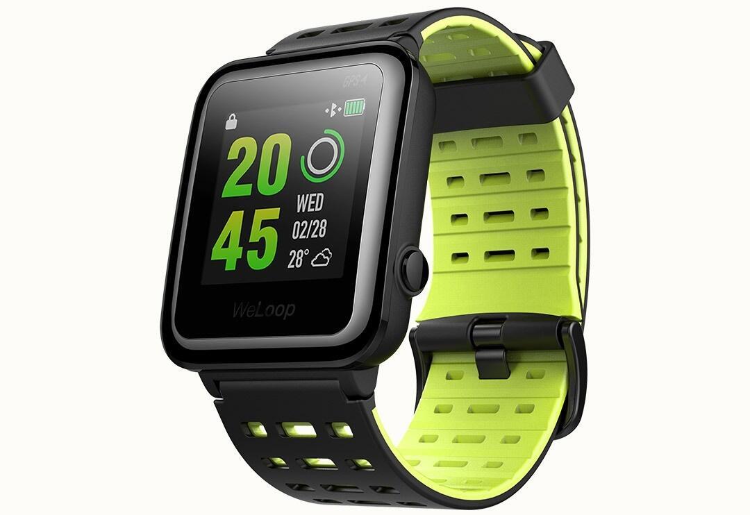 smartwatch WeLoop Hey 3S xiaomi