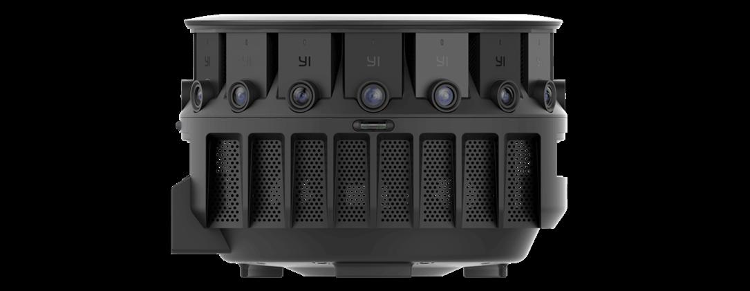 360-Grad-Kamera Google Yi Halo YI Technology