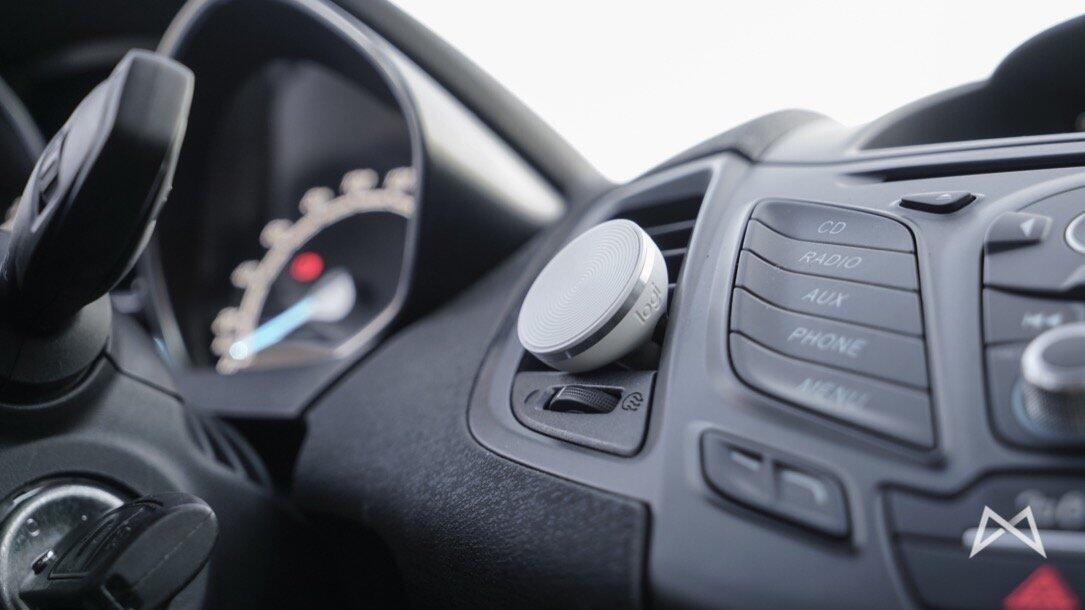 aff alexa Android auto car Freisprech logitech Testbericht