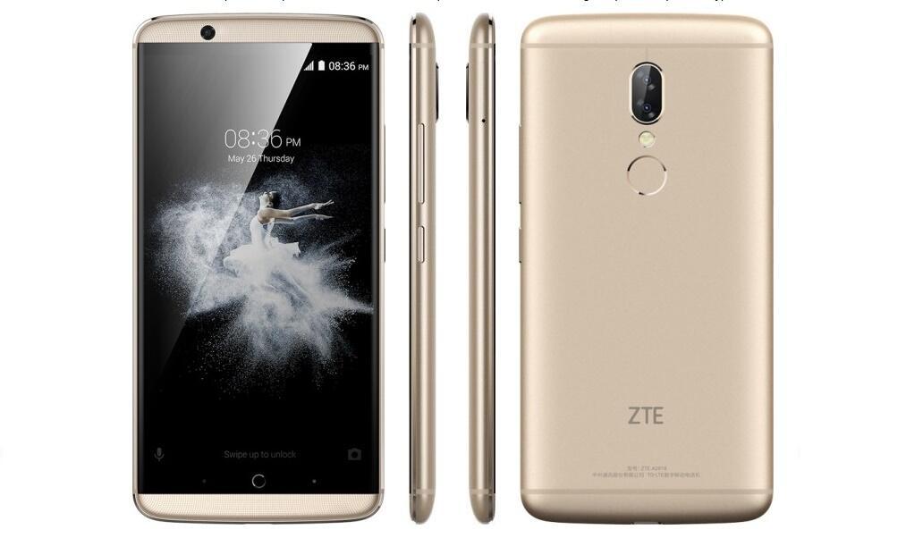 Android ZTE ZTE Axon 7s