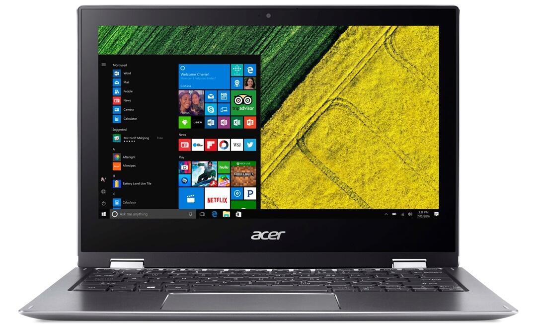 Acer Acer Spin 1 Computex2017 Convertible