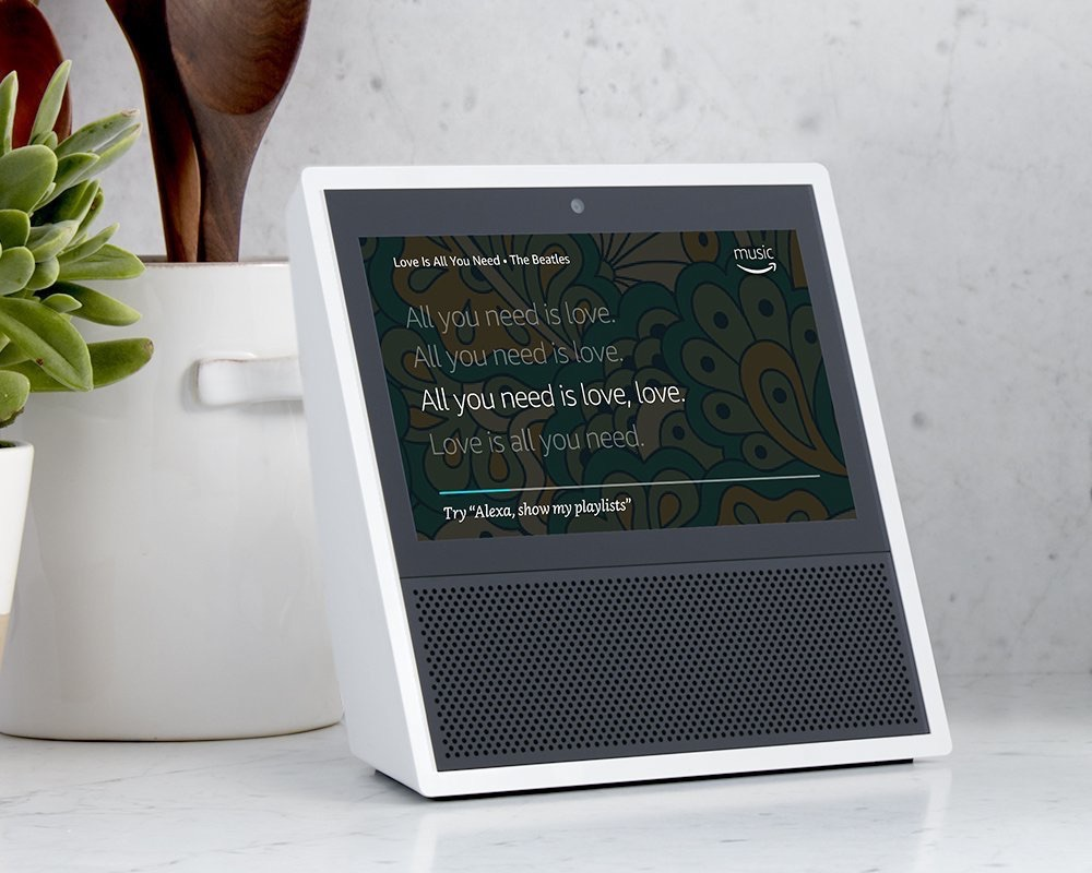 aff amazon Amazon Echo Show Echo Heimassistent smart home 325109