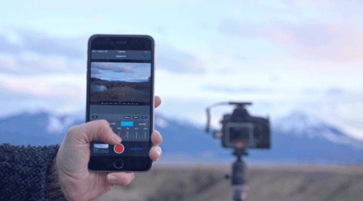 Android Assistent dslr iOS Kamera kickstarter Remote