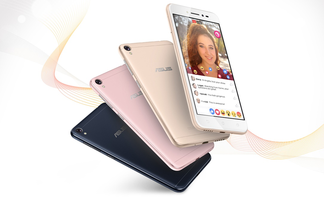 Android Asus ZenFone Live