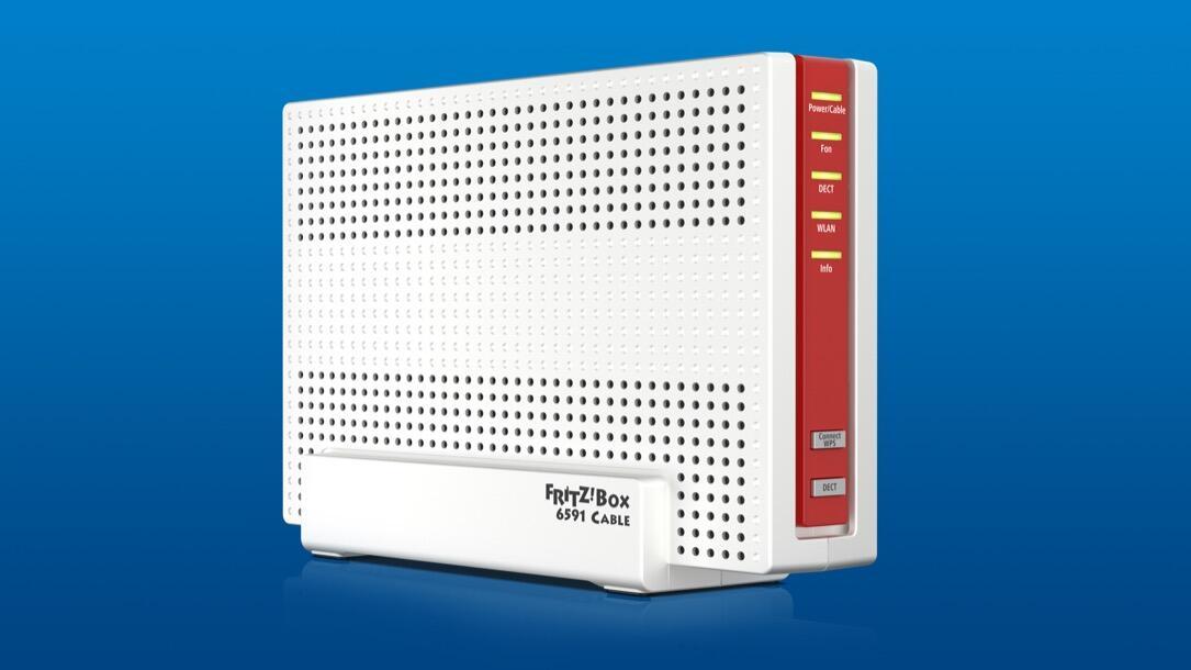 AVM präsentiert Fritzbox mit G.fast-Support