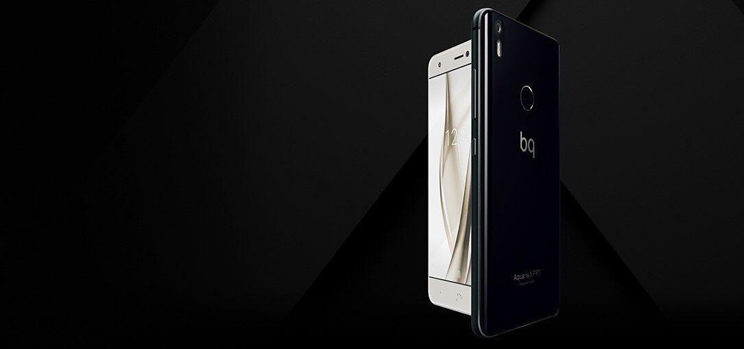 Android Aquaris X Pro bq