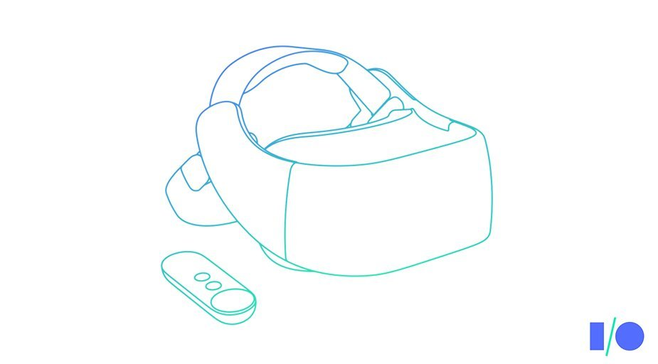 Android Daydream Google vr