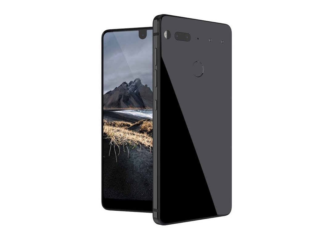 1 Android Andy Rubin essential phone