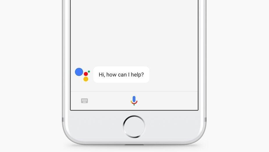 Android assistant Google iOS kopfhörer