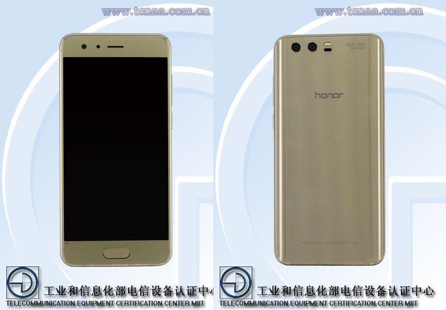 Android Honor Honor 9 TENAA