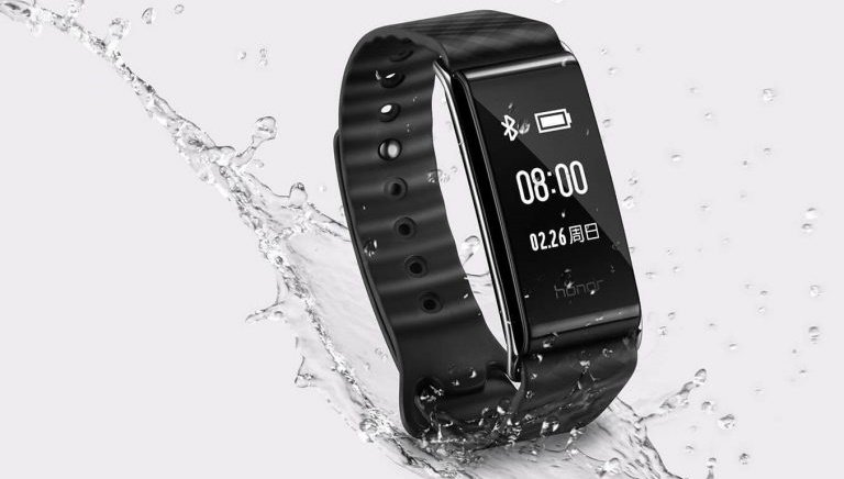 Android fitness tracker Honor Honor Band A2
